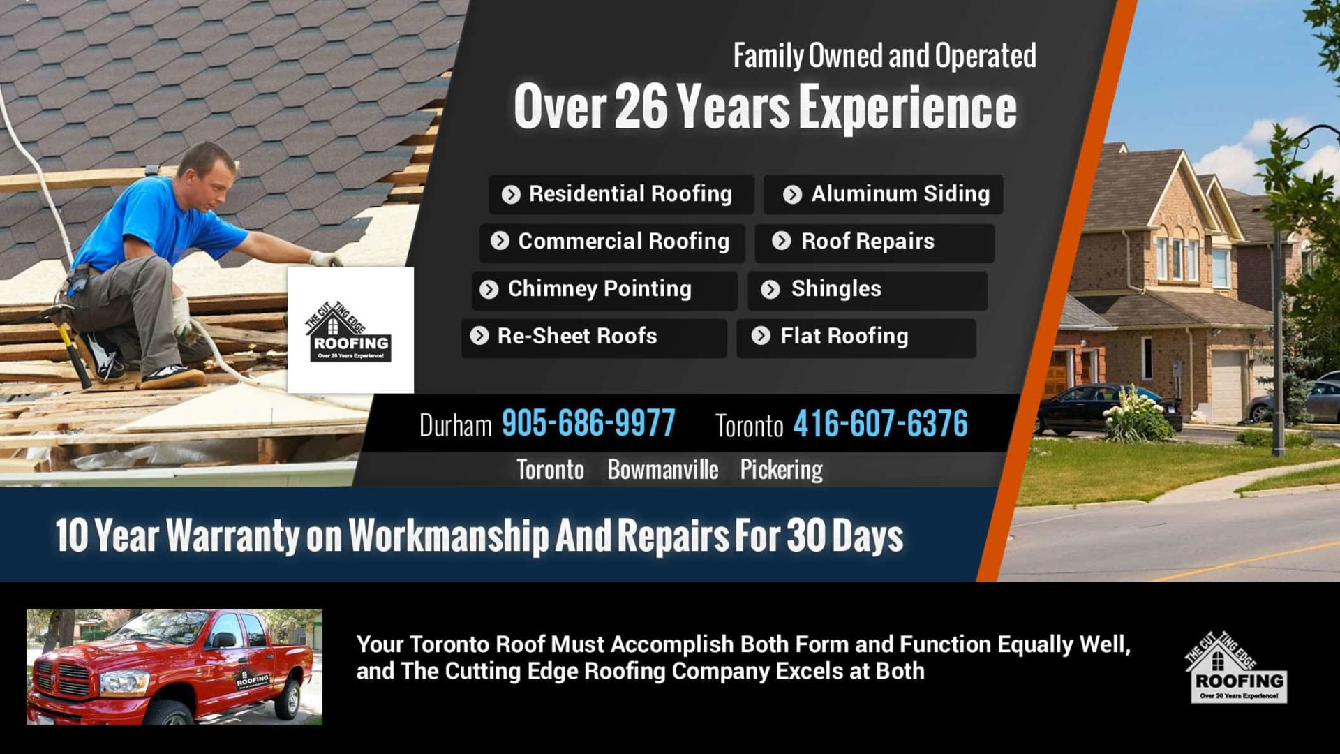 YouTube – The Cutting Edge Roofing
